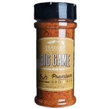 Traeger Realtree Big Game Rub - 6.0 Oz.