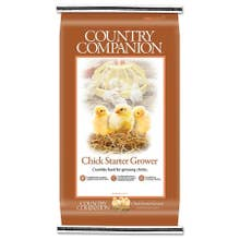 Country Companion Chick Starter Grower Feed - 50 lb