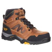 Georgia Boot Men's Amplitude Waterproof Work Boots - Trail Crazy Horse