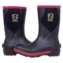 Noble Outfitters Women's MUDS Mid Boots - Fig
