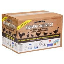 Double-Tuf Beginner Poultry Kit