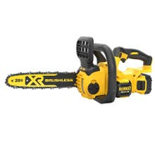 "DeWalt 20V MAX XR Compact 12"" Cordless Chainsaw Kit"
