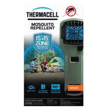 Thermacell MR300 Portable Mosquito Repeller - Olive
