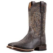 Ariat Men's Ryden Ultra Western Boots - Chocolate Elephant Print