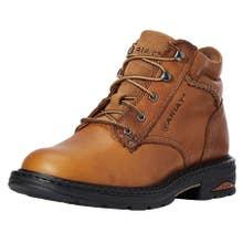 Ariat Women's Macey Work Boots - Dark Peanut