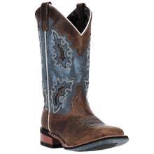 Laredo Women's Isla Square Toe Western Boots