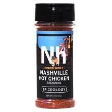 Spiceology Derek Wolf Nashville Hot Chicken BBQ Rub - 3.5 oz